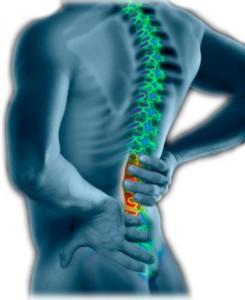 Bol u leđima – lumbalna bol