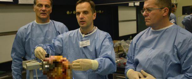 Tečaj artroskopskih tehnika u ortopediji